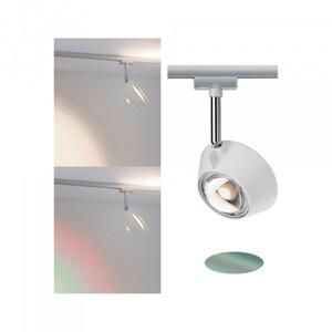 Paulmann URail LED Spot Sabik weiß matt, dimmbar