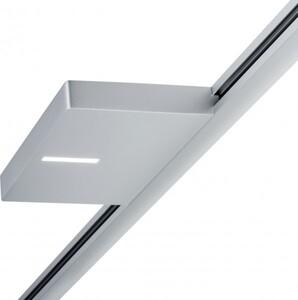 Paulmann URail LED Spot Uplight Case 16 W, chrom matt