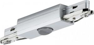 Paulmann URail Schienenschalter max., 500W, Chrom, matt, 230V, Kunststoff