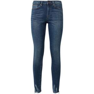 """Tom Tailor Denim Jeans """"Nela"""", Destroyed, Reißverschluss, 3D Sitzfalten, für Damen"""