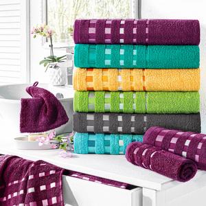 Sensino Gästehandtuch 3er-Set oder Waschhandschuh 6er-Set