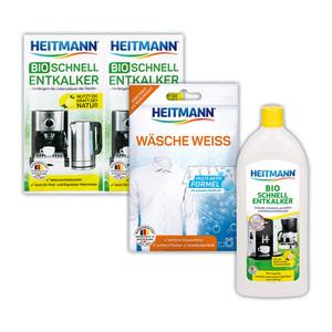 Heitmann Entkalker / Wäsche Weiß