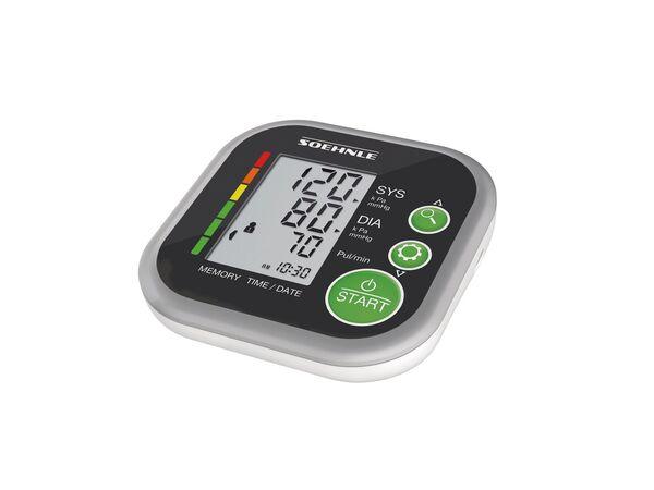 SOEHNLE Blutdruckmessgerät, 60 Speicherplätze für 2 Anwender, mit Durchschnittswert