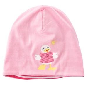 Baby Wendemütze mit Enten-Motiv