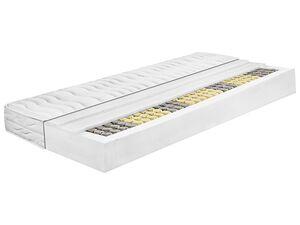 MERADISO® 7-Zonen-Tonnentaschenfederkern-Matratze, Härtegrad 3, 100 x 200 cm, 19 cm Höhe