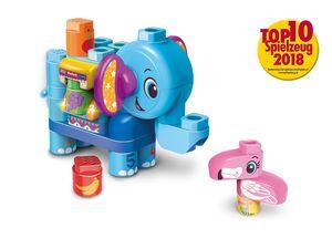 vtech Bausteine »BlaBlaBlocks - Elefant«, Top 10 Spielzeug 2018, ab 18 Monaten