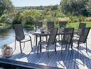 Bild 3 von FLORABEST Alu-Gartentisch ausziehbar, anthrazit