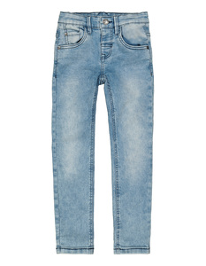 Jungen Skinny Fit Jeans im Stone Washed Look