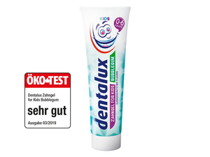 Dentalux Zahngel for Kids