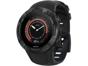 SUUNTO 5 G1 Smartwatch kaufen. Armband: Silikon, 235 mm, Farbe Schwarz | SATURN
