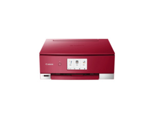 CANON Pixma TS8252 Multifunktionsdrucker in Rot online