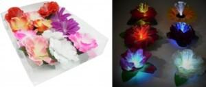 LED-Kunstblume