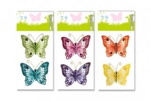 2er Schmetterling