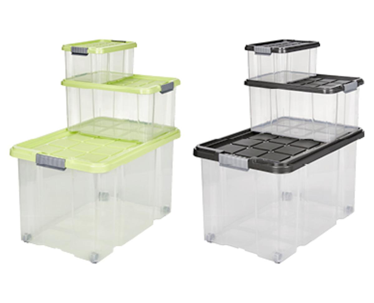 Bild 3 von EASY HOME®  Stapelboxen-Set