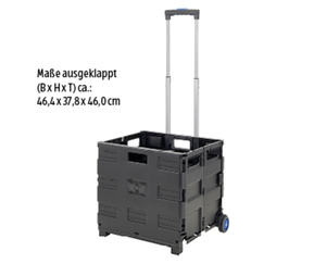 EASY HOME®  Pack & Go Trolley