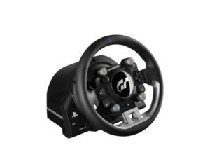 THRUSTMASTER T-GT (Lenkrad inklusive 3-Pedalset, Force Feedback, PS4 / PC) Lenkrad inkl. Pedalerie - Schwarz/Silber online