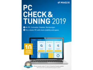 MAGIX PC Check & Tuning 2019 auf  online