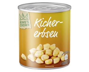KING'S CROWN Kichererbsen