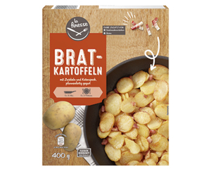 la finesse Kartoffelgericht