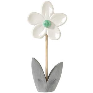 Deko-Blume aus Keramik