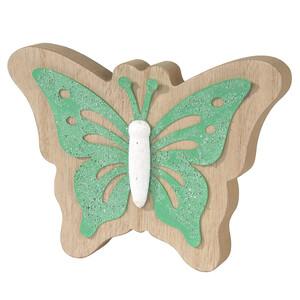 Großer Deko-Schmetterling mit Glitzerdetails
