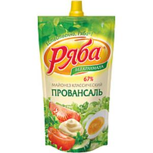 """DLG - Salatmayonnaise """"Rjaba-Klassicheskij Provansal"""""""