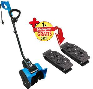 Elektro-Schneefräse GESF 260 plus GRATIS dazu Schuhspikes