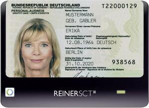 REINER SCT cyberJack RFID Basis Personalausweisleser
