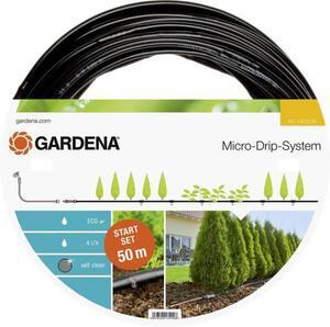 Gardena Micro-Drip System Start-Set Pflanzreihe L 13mm (1/2') Ø Schlauchlänge: 50m 13013-20