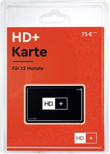 HD Plus HD+ Karte 12 Monate SAT