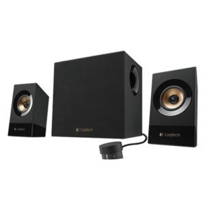 Logitech Lautsprechersystem Z533 mit Subwoofer, Kraftvoller Sound