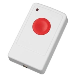 Lupus Electronics LUPUSEC Panic Button (Löst sofort Alarm aus, kleine Maße und schnell installiert, Smarthome)