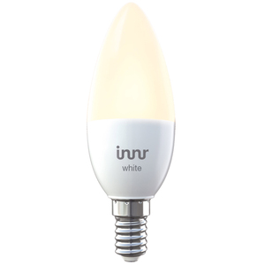 Innr LED E14 Lampe warm weiß, Philips Hue und Osram Lightify kompatibel, Zigbee 3.0