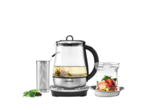 GASTROBACK 42438 Design Tea & MoreAdvanced Teekocher (1400 Watt)