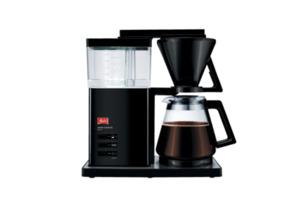 MELITTA 1007-03 Aroma Signature Deluxe  Kaffeemaschine Schwarz