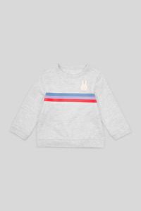 C&A Miffy-Baby-Sweatshirt, Grau, Größe: 98
