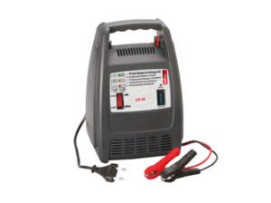 UNITEC 77944 Batterie-Ladegerät 8 Ampere elektronisch Batterie-Ladegerät, Grau