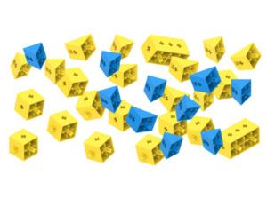 TINKERBOTS Tinkerbots Cubie Kit Bausteine