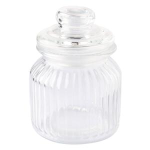 Kleines Vorratsglas mit Deckel