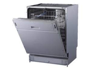 PKM DW 12-6FI  Geschirrspüler (vollintegrierbar, 596 mm breit, 49 dB (A), A+)