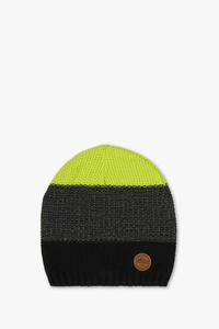 C&A Mütze-gestreift, Schwarz, Größe: 158-176