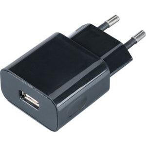 Hama USB Reiseladegerät        100-240V - 5V/1000MA