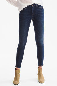 C&A THE SKINNY JEANS-Shaping Jeans, Blau, Größe: 38 K