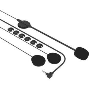 NUVIZ Ersatz-Headset        mit Schwanenhalsmicro