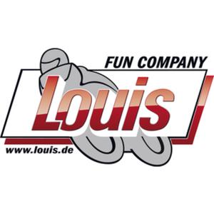 "Aufkleber ""Louis""        Maße: 8,5x5cm"