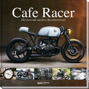 """Buch - """"Cafe Racer"""" (2. Auflage)        208 Seiten"""