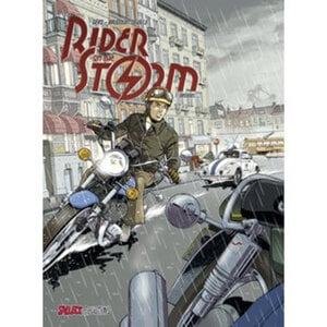 "Buch/Comic - ""Rider on the Storm""        Krimi, 48 Seiten"