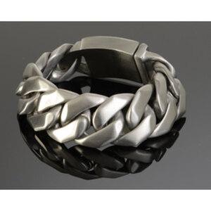 """Armband """"Big Chain II""""        Chirurgenstahl, Länge: 21,5cm"""