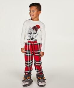 Hunkemöller Pyjama-Set für Kinder Junge Rot