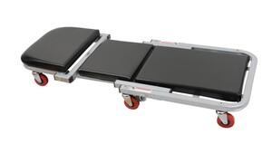 """TrendLine Werkstatt-Rollliege und -Sitz """"Belastbarkeit max. 135 kg"""""""